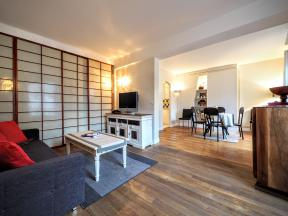 Apartment Saint Sulpice 2 BR - 2 bedrooms
