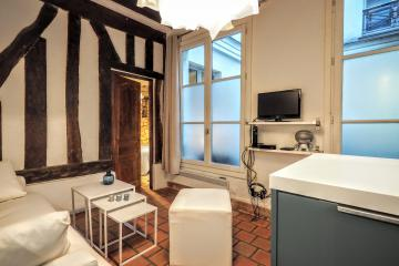 Appartement Marais Beautreillis