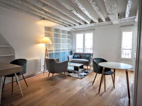 Appartement Saint Germain Designer - T1 studio