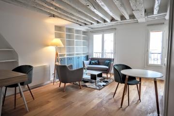 Appartement Saint Germain Designer