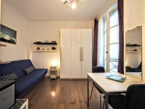 Apartment Marais Saint Antoine - studio
