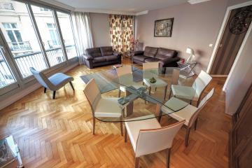 2 bedrooms of Saint Germain Ruby apartments in Paris St Germain des pres