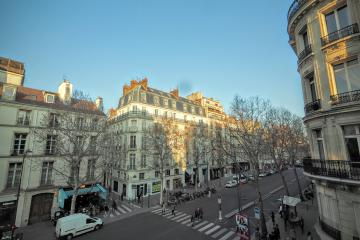 2 bedrooms of Saint Germain Ruby Apartment St Germain des pres