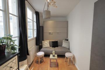 Apartment Quai Saint Michel 1BR