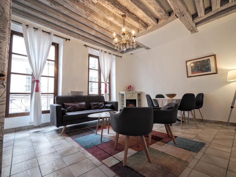 77 Apartments For Rent In Paris 6th Arrondist