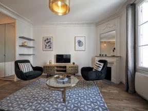 Apartment Pere Lachaise architect - 1 bedroom