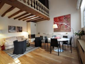 Apartment Ile Saint Louis duplex - 3 bedrooms