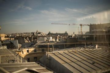 Appartement Clery rooftops