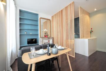 Paris apartments: apartments in Paris for short stay or long