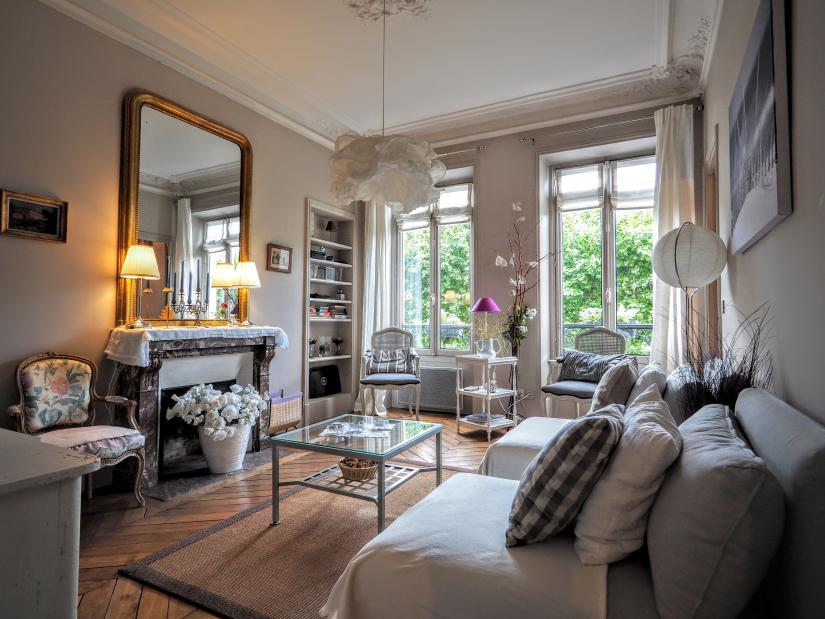 Paristay selection of Long term apartments for rent in Paris.