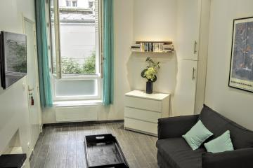 Apartment Saint Lazare studio
