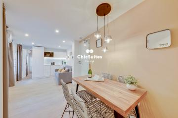 Apartment Alfred Sisley ChicSuites