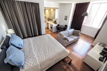 studio of Triangle d'or Boetie Paris apartment rentals Champs Elysees