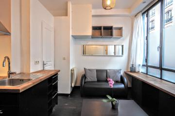 Apartment Lamarck top studio