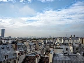 Apartment Rare belvedere on Paris - 1 bedroom