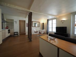 Apartment Paris Grands Augustins - 2 bedrooms