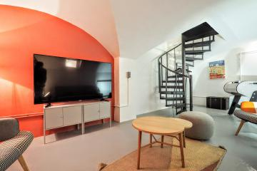 Apartment Saint Germain Sartre ChicSuites