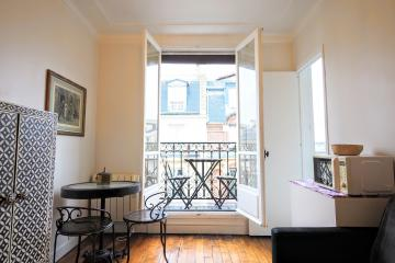 Apartment Bastille Froment