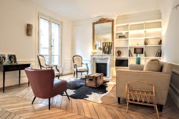 3 bedrooms of Breteuil Duroc Paris apartments Bon marché