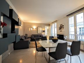 Apartment Verneuil Designer - 1 bedroom