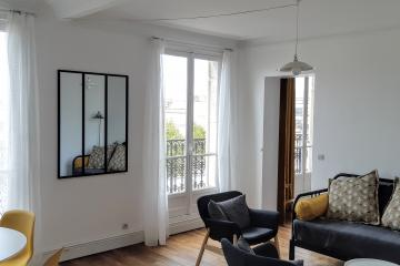 Apartment Necker Eiffel view