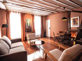 Apartment Bonaparte duplex - 2 bedrooms
