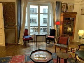 Apartment Tiquetonne Charming - 1 bedroom