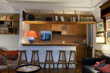 Apartment Tiquetonne Charming