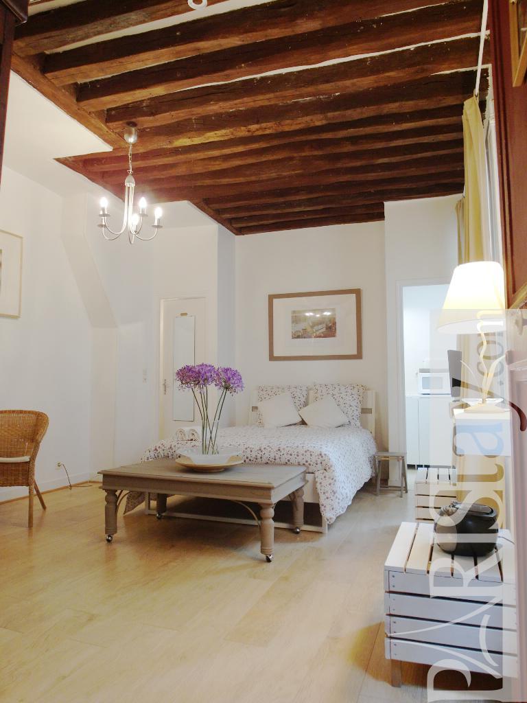 paris location meubl e appartement type t1 studio marais