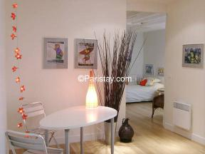 Apartment Saint Martin Passage - studio