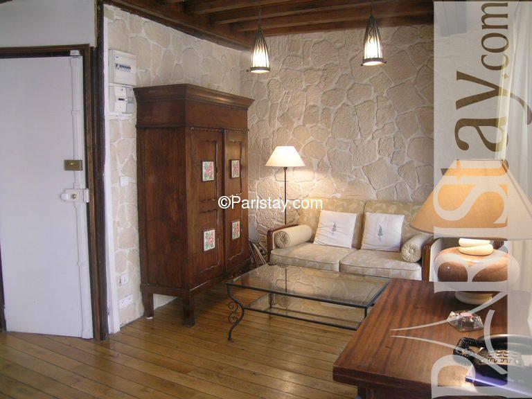 paris location meubl e appartement type t2 place des vosges. Black Bedroom Furniture Sets. Home Design Ideas