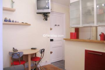 Apartment Amiral Roussin 3G