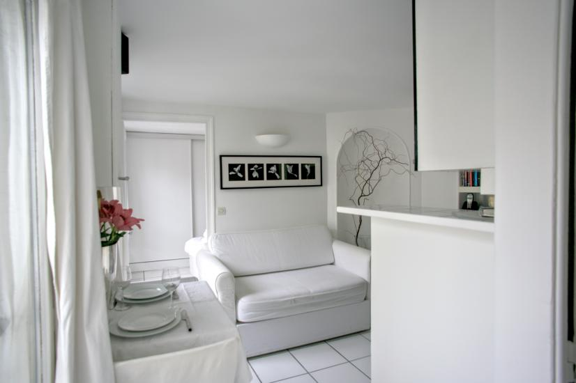 Appartement à Paris Quartier Le Marais Location De Vacances
