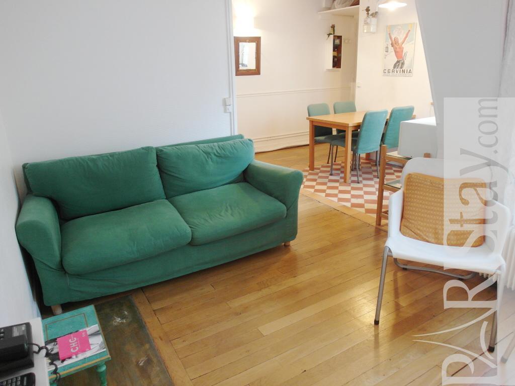 paris location meubl e appartement type t2 laborde. Black Bedroom Furniture Sets. Home Design Ideas