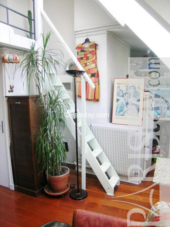 Paris location meubl e duplex type t2 dunkerque for Salon dunkerque
