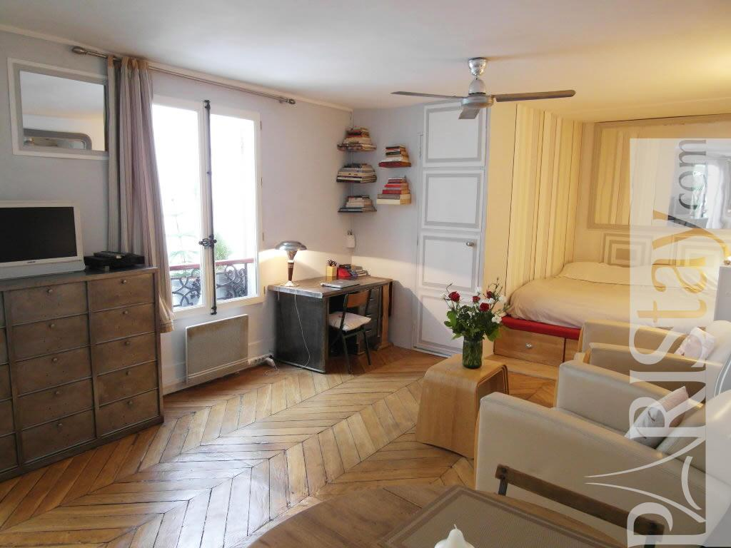 Rental apartment in paris le marais rivoli bastille Le ...