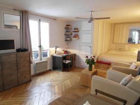 Studio Apartment For Rent apartments rental in paris ( short term, long term ) 75004