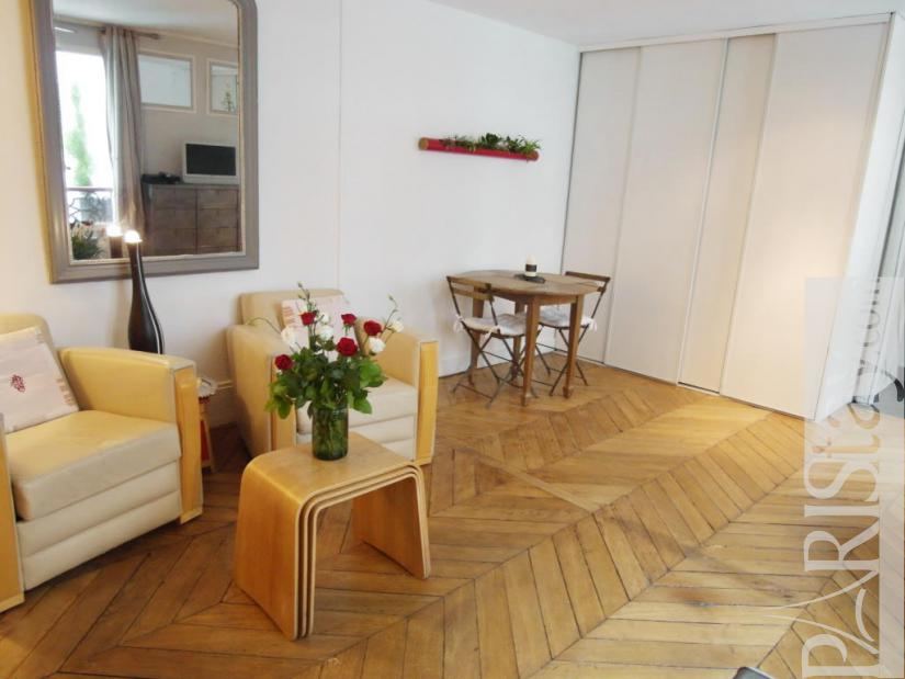 350 Furnished Studio From To Paris