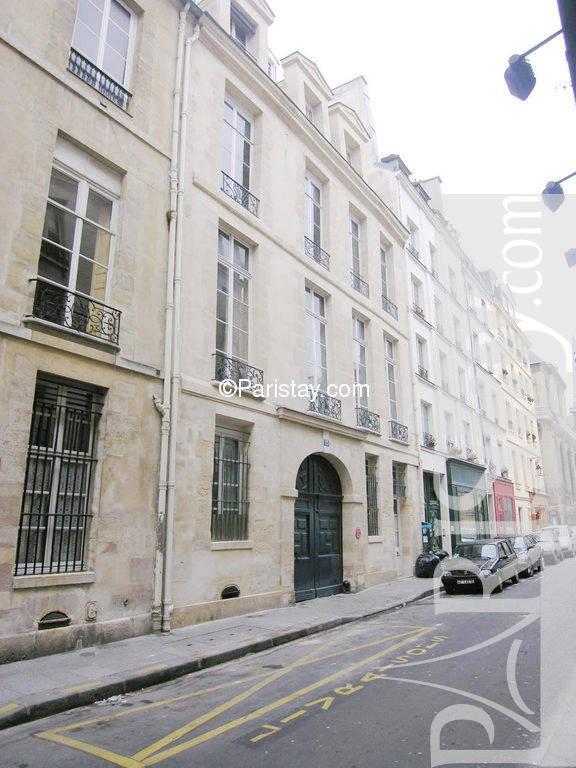 Paris Location Meubl E Appartement Type T2 Ile St Louis 13