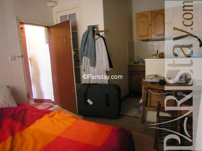 Paris location meubl e appartement type t1 etudiant studio for Salon job etudiant paris
