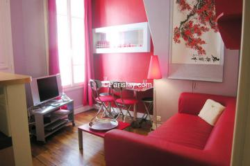 Appartement Amiral Roussin 4th