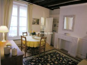 Appartement Ile Saint Louis Romantic - type T2