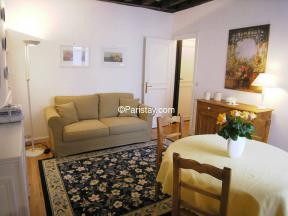 Apartment Ile Saint Louis Romantic - 1 bedroom