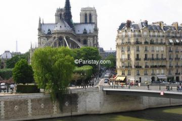 Appartement Ile Saint Louis Romantic