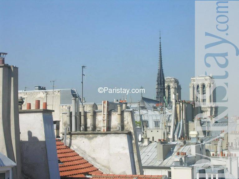 Location Appartement Ile Saint Louis