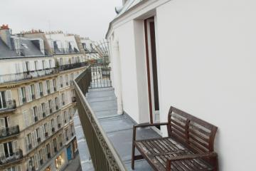 Appartement Pavee Marais Terrace