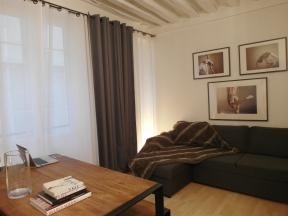 Apartment Marais Vertus - 1 bedroom