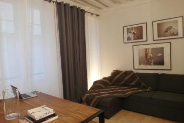 Apartment Marais Vertus