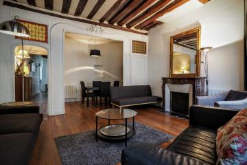 Apartment Saint Germain Mazarine