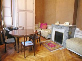 Apartment Place des Vosges Garden - 1 bedroom